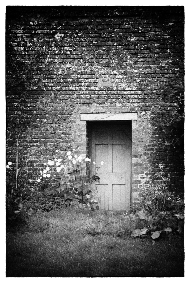 door to nowhere